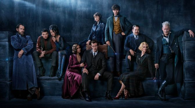 Watch: UK premiere of Fantastic Beasts: The Crimes of Grindelwald
