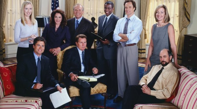 Aaron Sorkin has an idea of how to reboot The West Wing