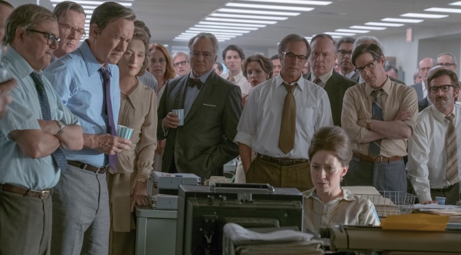 The Post – first trailer
