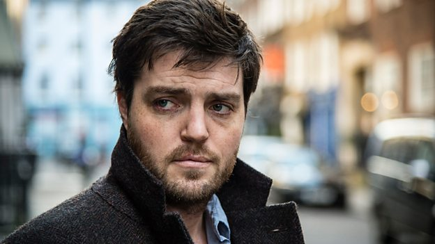 Tom Burke set for the stage