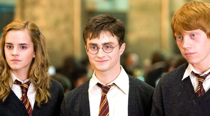New Harry Potter game turns you into a Hogwarts student