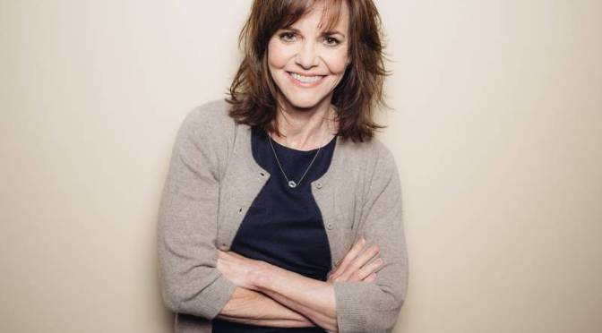 Sally Field is writing her memoirs