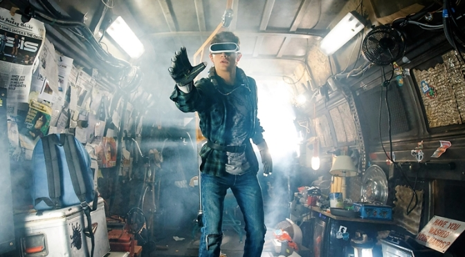 First look: Ready Player One – trailer