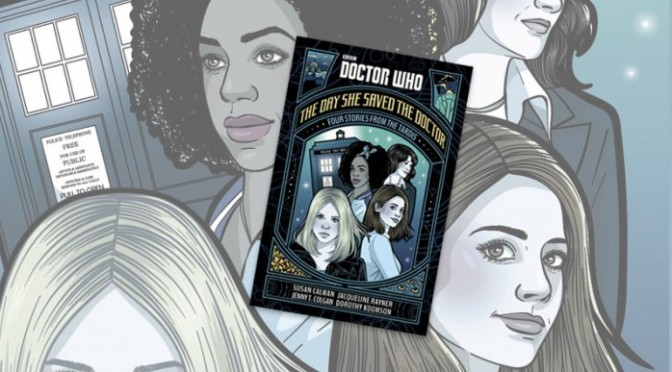 First-ever all-female authored Doctor Who book to be published
