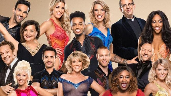 BBC to release Strictly board game