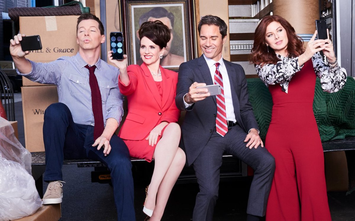 Channel 5 to show Will and Grace