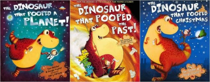 Fletcher and Poynter to release more Dinosaur That Pooped
