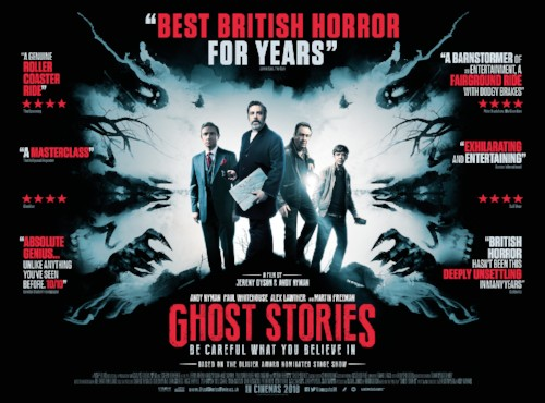 First look: Martin Freeman in Ghost Stories