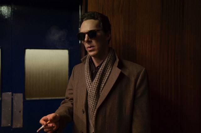 First look: Benedict Cumberbatch in Patrick Melrose
