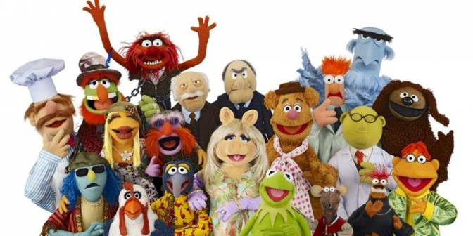 The Muppets are coming to London