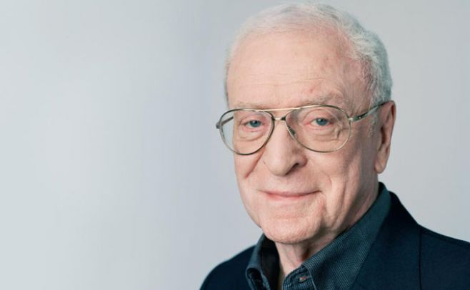 Michael Caine is writing a new memoir
