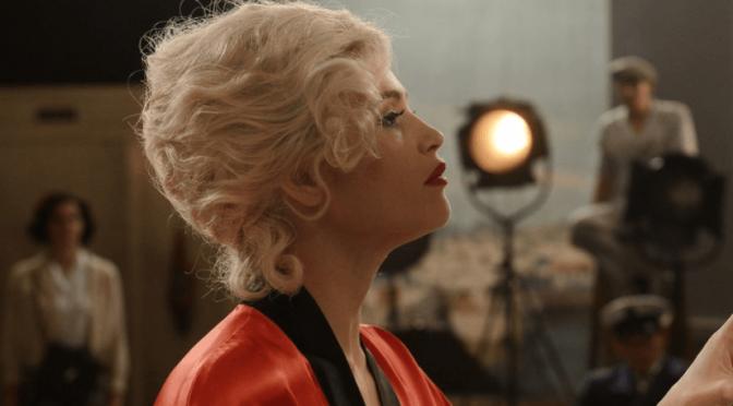 First look: Gemma Arterton as Marilyn Monroe