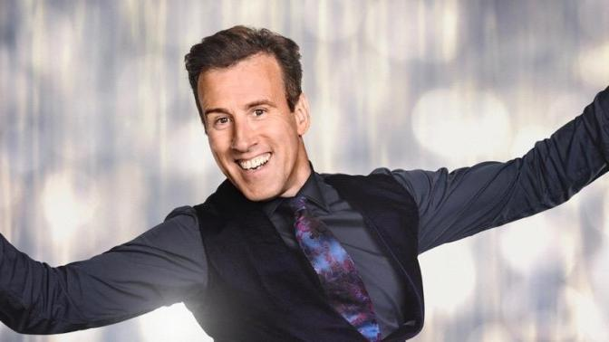 Strictly's Anton turns author