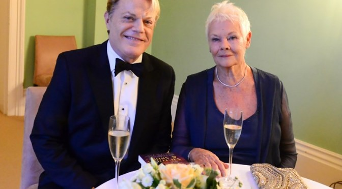 Dench and Izzard have Six Seconds to Midnight