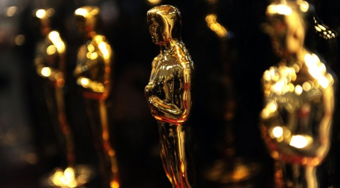 Who's presenting at the Academy Awards?