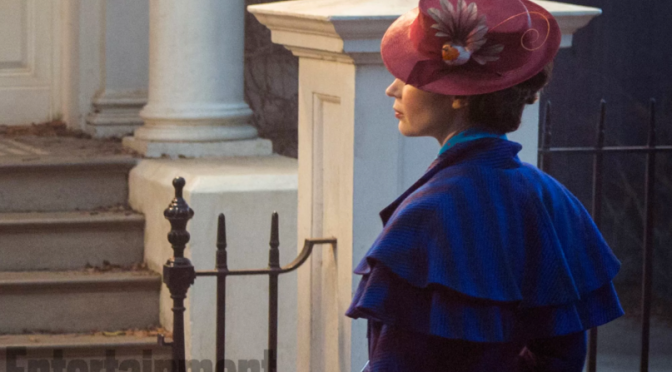 First look: Mary Poppins Returns teaser trailer