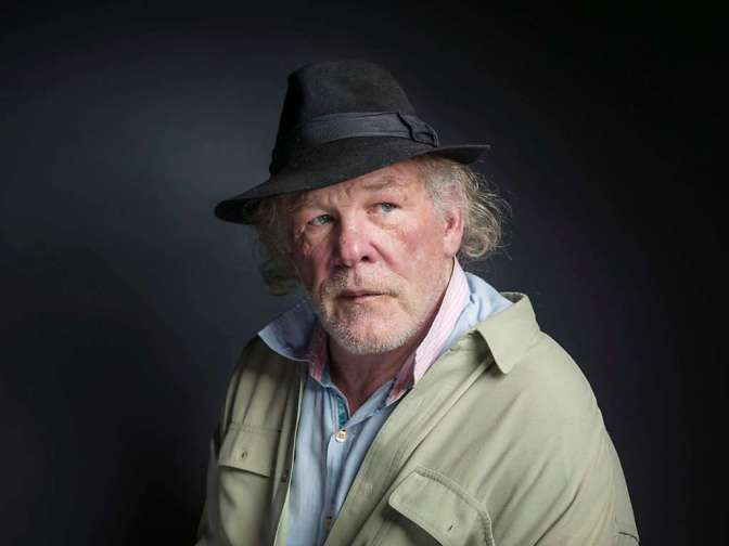 Nick Nolte set for London book signing
