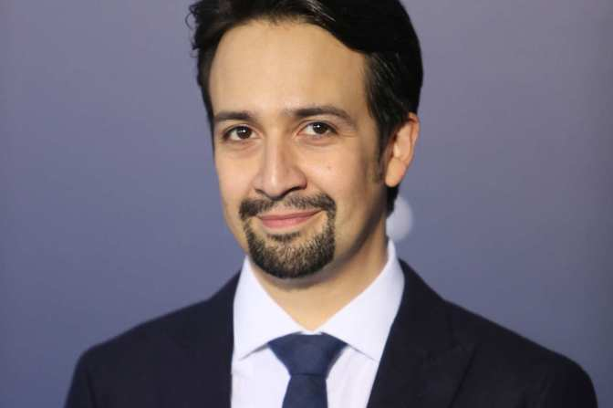 Lin-Manuel Miranda has His Dark Materials