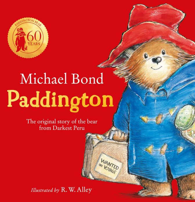 Paddington Bear is 60