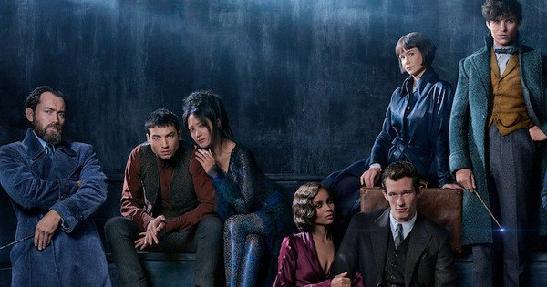 Fantastic Beasts 2 book to be published in November