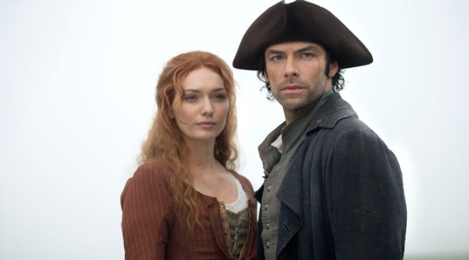Aidan Turner to discuss Poldark season four
