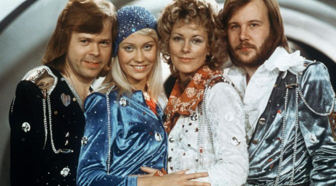 Abba to record new music