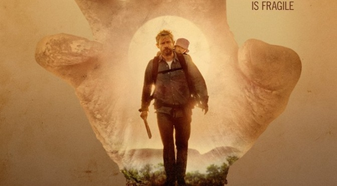 First look: Martin Freeman in Cargo