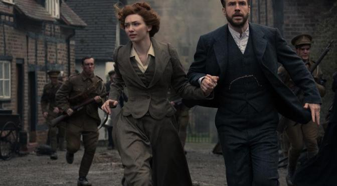 First look: Eleanor Tomlinson, Rafe Spall in The War of the Worlds