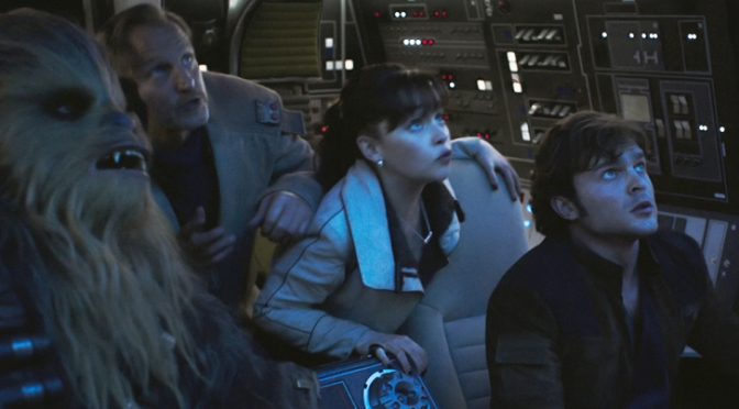 First look: Solo: A Star Wars Story – new trailer