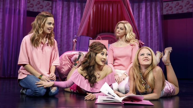 Is Mean Girls heading to the West End?