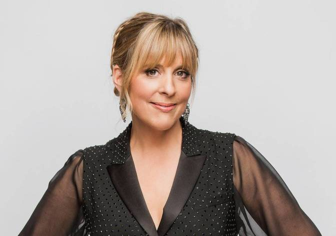 Mel Giedroyc has the Best Things