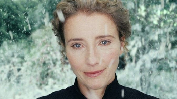 Emma Thompson and the Nanny McPhee musical