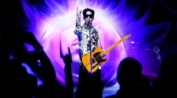 Prince's memoir will be published this year