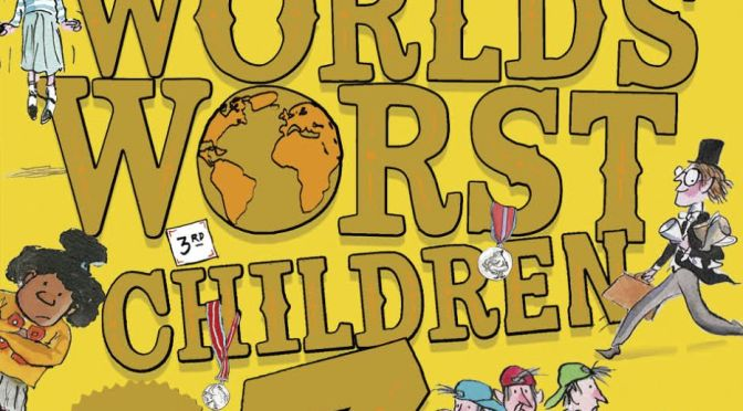David Walliams' World's Worst Children 3 gets release date