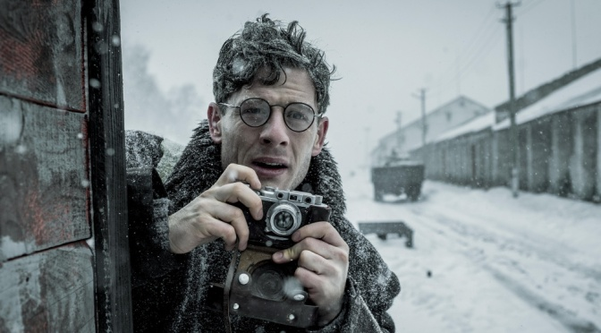 First look: James Norton in Gareth Jones