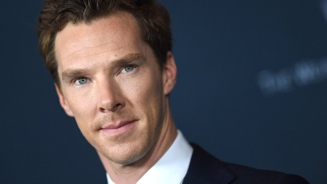 Cumberbatch to voice There's A Hole in My Bucket
