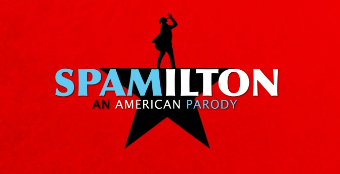 Spamilton heads to London