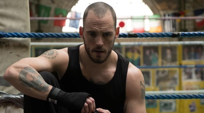 First look: Sam Claflin in The Corrupted
