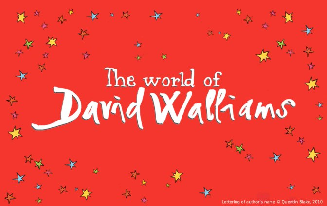 Enter the World of David Walliams