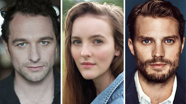Matthew Rhys, Jamie Dornan to star in Death and Nightingales