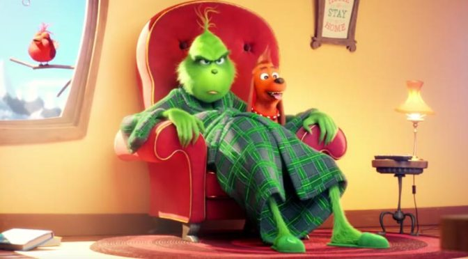 First look: The Grinch – trailer 2
