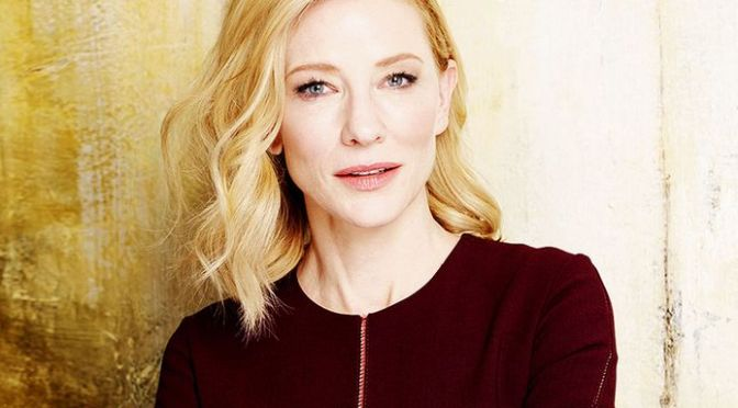 Cate Blanchett to make National Theatre debut