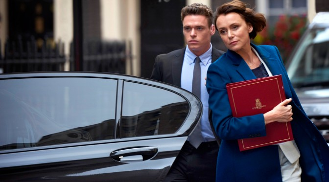 Bodyguard creator confirms season two talks