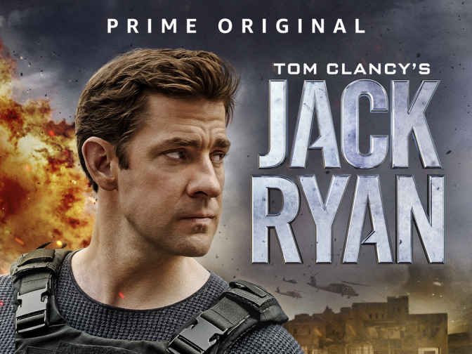 First look: Tom Clancy's Jack Ryan – trailer