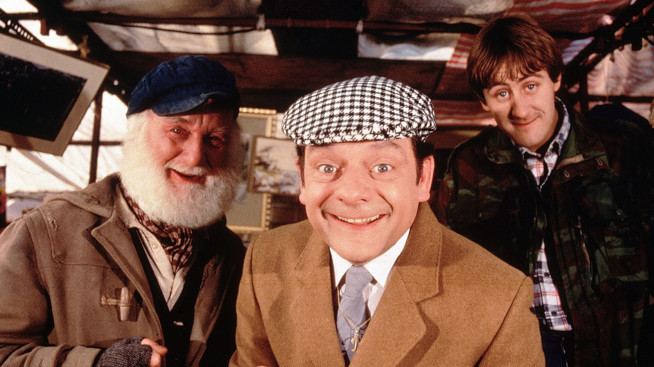 Is Only Fools and Horses being turned into a stage musical?