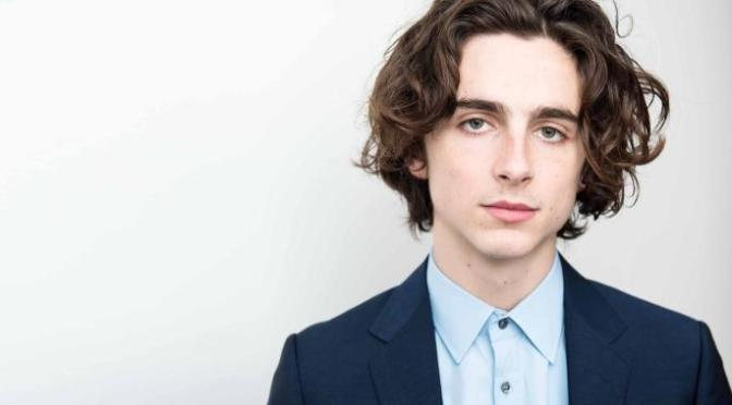 Timothee Chalamet to film in Lincoln