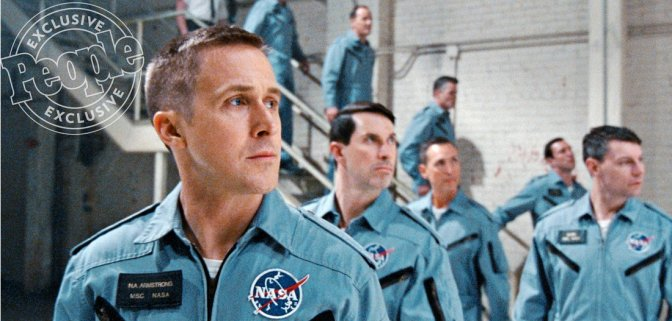 First look: First Man – trailer