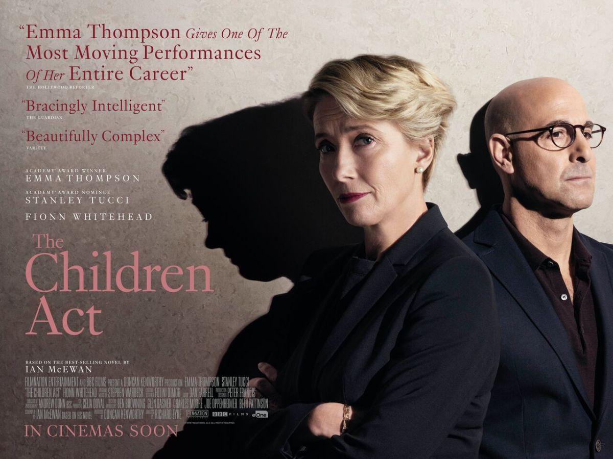 The Children Act - new poster and trailer