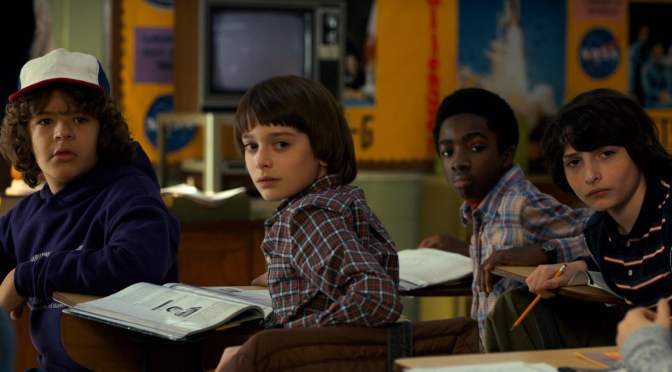 Stranger Things books to debut this autumn
