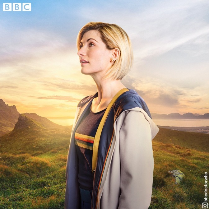 New Who: First look at the new Doctor Who trailer